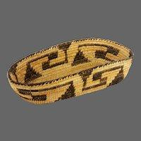 Native American Indian Pima Basket