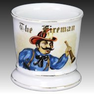 Vintage Sportsmans Occupational Mug