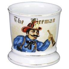 Vintage Sportsmans Occupational Mug