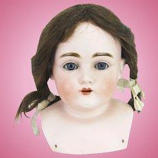 Antique German Bisque Kestner 154 Doll Head
