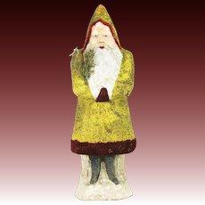 "Antique German Large Early 15"" Belsnickle Santa ca1900"