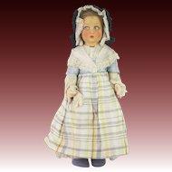Vintage Lenci Cloth Doll ca1920