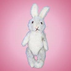 Vintage US Zone Steiff White Bunny Rabbit