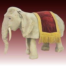 Antique Roulette & Decamps Walking Elephant Automation ca1910