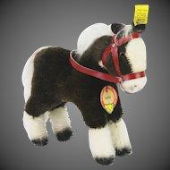Vintage Steiff Ferdy Horse ca1950