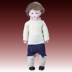 Antique German Kley & Hahn 157 Bisque Head Doll