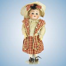Antique German Factory All Original Kestner 143 Doll