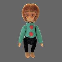 Vintage Schuco Monkey Perfume Holder ca1920