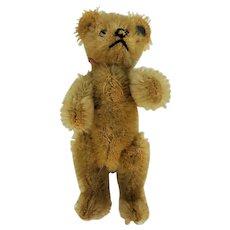 Antique Miniature Jointed Steiff Bear ca1920