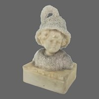 Antique Miniature Snowbaby Figurine
