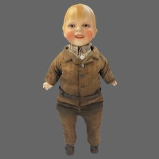 Vintage Helen Jensen Gladdie Doll ca1920