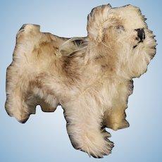 Antique Steiff Molly Dog ca1920