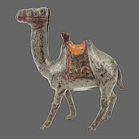 Antique Cast Iron Camel Still Bank A.C. Williams