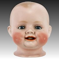 Antique German Georgene Averill Bisque Doll Head