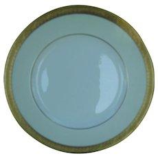 Minton Buckingham Dinner Plate Gold K-159