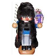 Steinbach Nutcracker Chubby Tchaikovsky Mouse King Orig Box/Tag S1868
