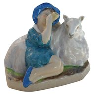 Royal Worcester Figurine 'Little Boy Blue' FG Doughty 3306