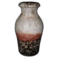 Vintage Scheurich Keramik 1970's Fat Lava Thick Glaze Vase 523-18