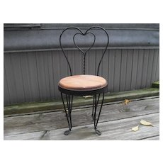 American Girl Bistro Chair