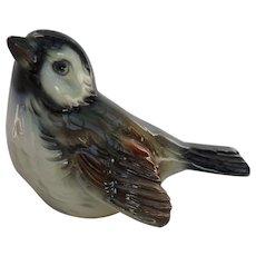 Sweet Little Goebel Hummel Brown Wood Swallow Bird CV 72