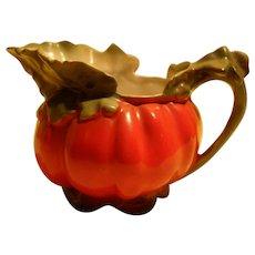 Vintage Royal Bayreuth Tomato Tomatoware Leaf Creamer Deponiert