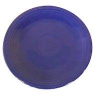 """Vintage Fiesta Fiestaware 6 1/2"""" Blue Plate"""