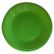 HLC USA Fiesta Fiestaware Shamrock Green 10 1/2" Dinner Plate