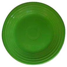 "HLC USA Fiesta Fiestaware Shamrock Green 9"" Plate"