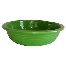 """HLC USA Fiesta Fiestaware Shamrock Green 6 7/8"""" Medium Cereal Bowl"""
