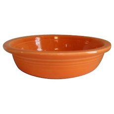 HLC USA Fiesta Fiestaware Orange Cereal Bowl