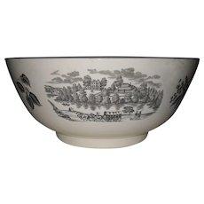 "Wedgwood Large ""The Philadelphia Bowl""  Punch Bowl Bailey Banks Biddle"