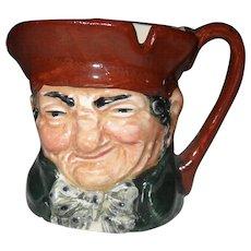 Vintage Royal Doulton Toby Jug Old Charley Character Mug A Mark