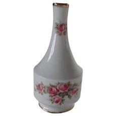 Paragon Elizabeth Rose Pink Bud Vase