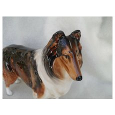 Royal Doulton Collie Dog HN 1058 Figurine