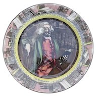 "Royal Doulton ""The Bookworm"" Professional Series Ware Plate D5905"