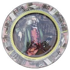 """Royal Doulton """"The Bookworm"""" Professional Series Ware Plate D5905"""