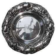 Gorham Sterling Silver A80 Nut or Candy Dish A80