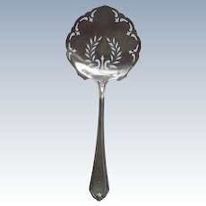 Antique International Sterling Silver Shirley, Tomato Server 1910.