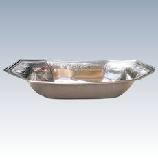 Gorham Sterling Octagonal Silver Dish 442