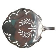 International Sterling Silver Shirley Pierced Tomato Server