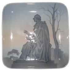 B & G Bing and Grondahl Denmark Hans Christian Andersen Dish