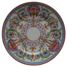 """11 Royal Worcester Plates 6 1/4"""" Urns Multicolor Roses Flowers"""