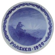 Bing & Grondahl B & G Easter Sheperd Plate 1929