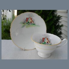 Shelley Cottage Gainsborough Teacup and Saucer