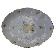 Herend Petit Bouquet de Rose Serving Dish