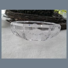 "Rosenthal Medusa Versace Crystal 5"" Bowl"