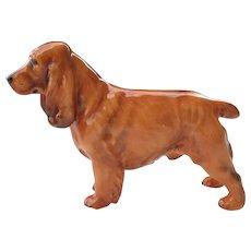 Royal Doulton Cocker Spaniel Figurine HN 1188