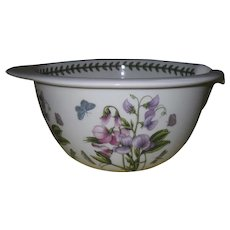 Charming Portmeirion Botanic Garden Batter Bowl Small