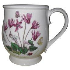 Portmeirion Botanic Garden Bristol Mug Cyclamen