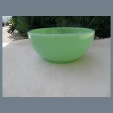 Vintage Fire King Restaurant Ware Chili Bowl